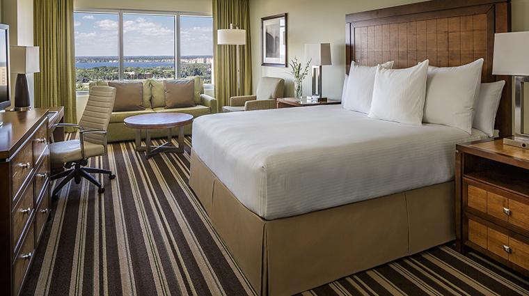 PropertyImage TheHyattRegencyOrlando Hotel 6 GuestroomSuites ExecutiveKing CreditHyattCorporation