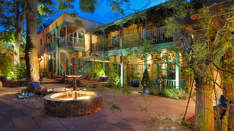 PropertyImage TheInnoftheFiveGraces 2 Hotel Exterior 2 CreditTheInnoftheFiveGraces