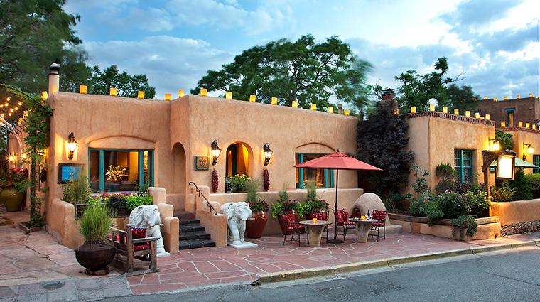 PropertyImage TheInnoftheFiveGraces Hotel Exterior CreditTheInnoftheFiveGraces