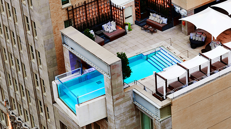 PropertyImage TheJoule 7 Hotel Exterior ExteriorPoolShot CreditEricLaignel