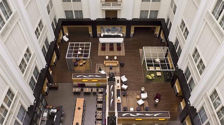 PropertyImage TheNines Hotel PublicSpaces Atrium StarwoodHotelsAndResortsWorldwideInc