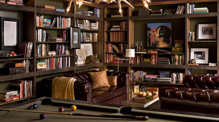 PropertyImage TheNines Hotel PublicSpaces TheLibrary StarwoodHotelsAndResortsWorldwideInc