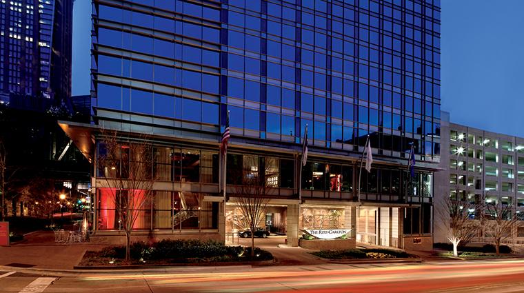 PropertyImage TheRitz CarltonCharlotte 1 Hotel Exterior CreditTheRitz CarltonHotelCompanyLLC