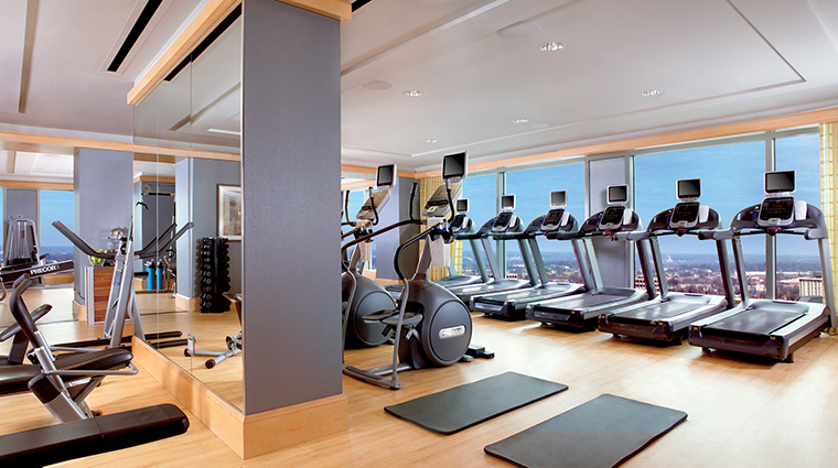 PropertyImage TheRitz CarltonCharlotte 8 Hotel Spa FitnessCenter CreditTheRitz CarltonHotelCompanyLLC