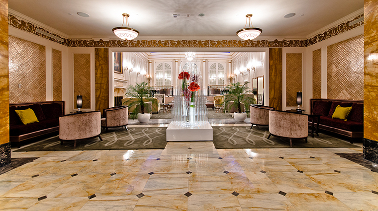 PropertyImage TheRitz CarltonMontreal 14 Hotel PublicSpaces Lobby CreditTheRitz CarltonMontreal