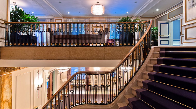 PropertyImage TheRitz CarltonMontreal 19 Hotel PublicSpaces Staircase CreditTheRitz CarltonMontreal