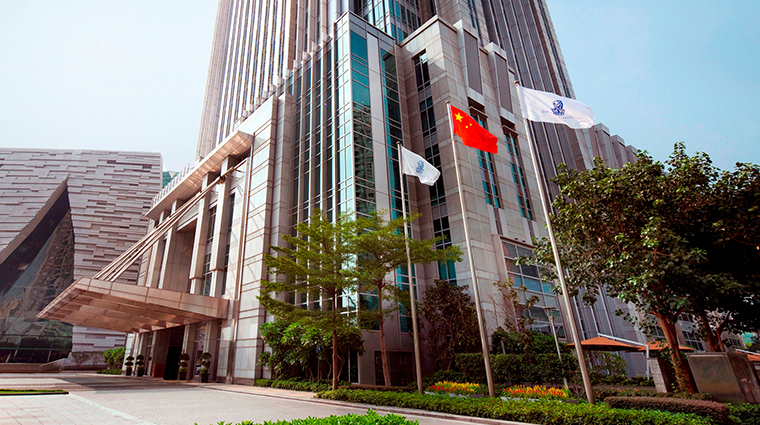 PropertyImage TheRitzCarltonGuangzhou 1 Hotel Exterior CreditTheRitz CarltonGuangzhou