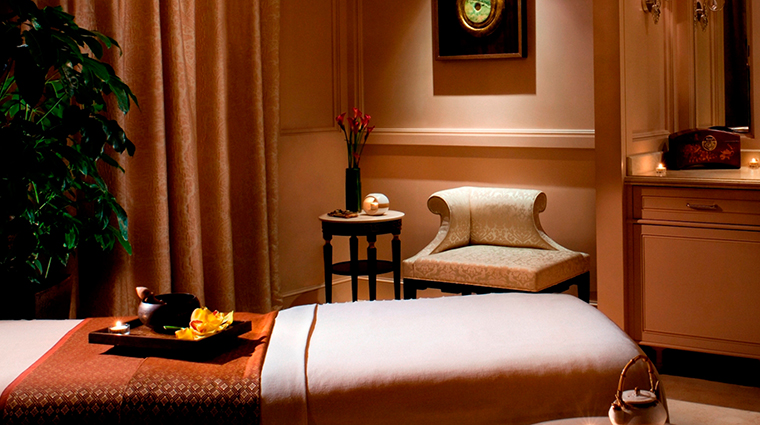 PropertyImage TheRitzCarltonGuangzhou 15 Hotel Spa TreatmentRoom CreditTheRitz CarltonGuangzhou