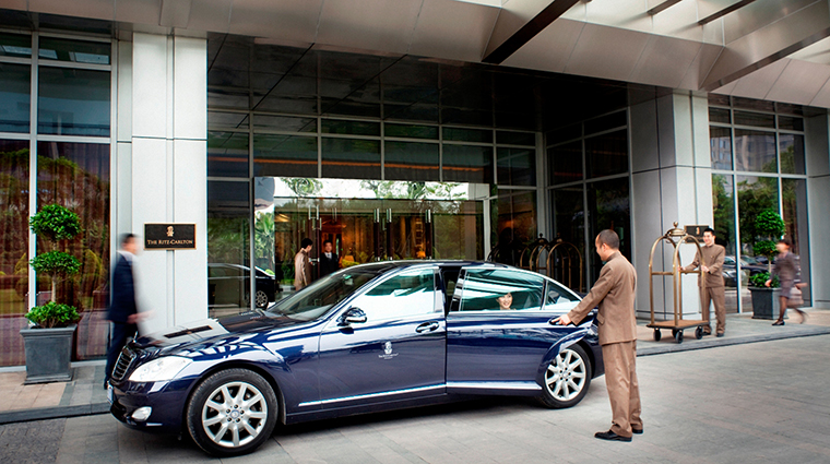 PropertyImage TheRitzCarltonGuangzhou 2 Hotel Exterior Arrival CreditTheRitz CarltonGuangzhou