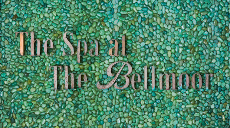 PropertyImage TheSpaAtTheBellmoor Spa Style Sign CreditTheBellmoorInnAndSpa