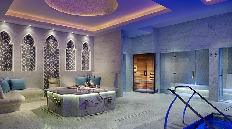 PropertyImage TheSpaatGlenmere Spa 4 BathHouseandHammam CreditGlenmereMansion