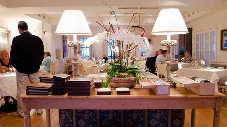 PropertyImage TheWauwinet Hotel Restaurant DiningRoom CreditNantucketIslandResorts