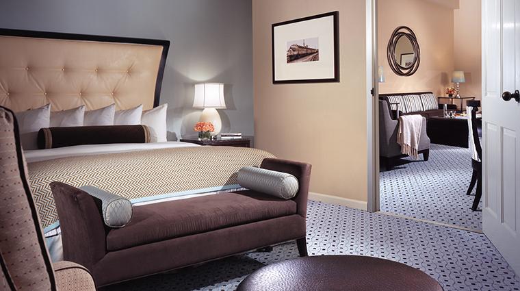 PropertyImage UnionStationHotel 3 Hotel GuestroomsSuites GuestSuite CreditUnionStationHotel
