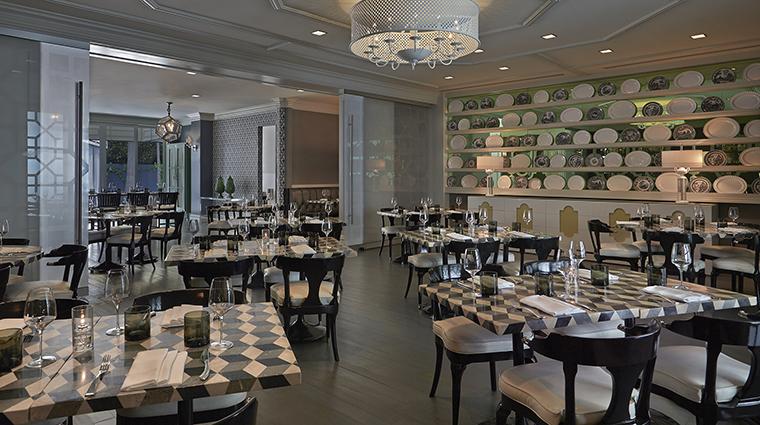 PropertyImage ViceroySantaMonica 11 Hotel Restaurant Cast DiningRoom CreditViceroyHotelGroup