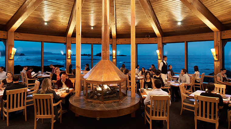 PropertyImage WickaninnishInnTofino Restaurant PointeRestaurant Credit AnthonyRedpath