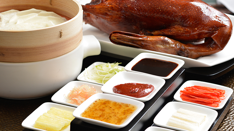 PropertyImage YanTohHeen 16 Restaurant Food PekingDuck CreditInterContinentalHongKong