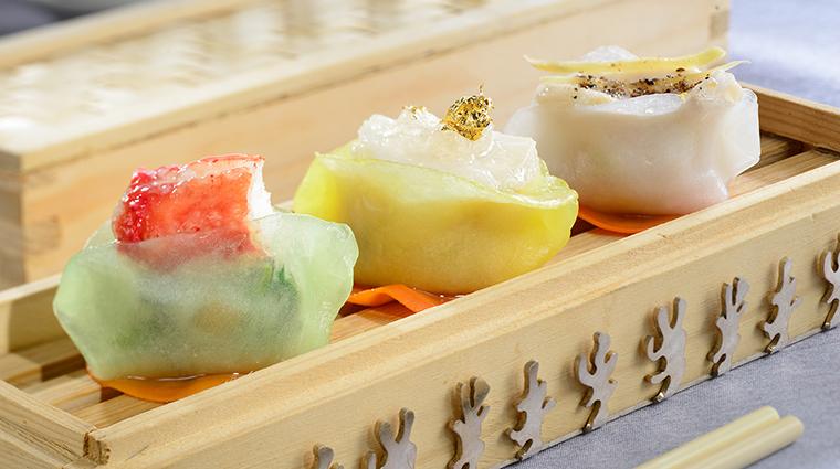 PropertyImage YanTohHeen 18 Restaurant Food SuperiorDumplings CreditInterContinentalHongKong