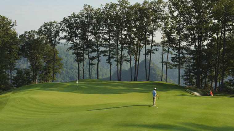 PropertyImageTheLodgeandCottagesatPrimland RaleighDurham Hotel Activities Golf CreditPrimland