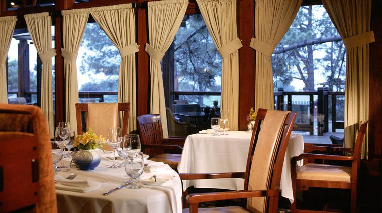 PropertyImage ARValentien SanDiego Restaurant Style Interior 3 CreditLodgeTorreyPines