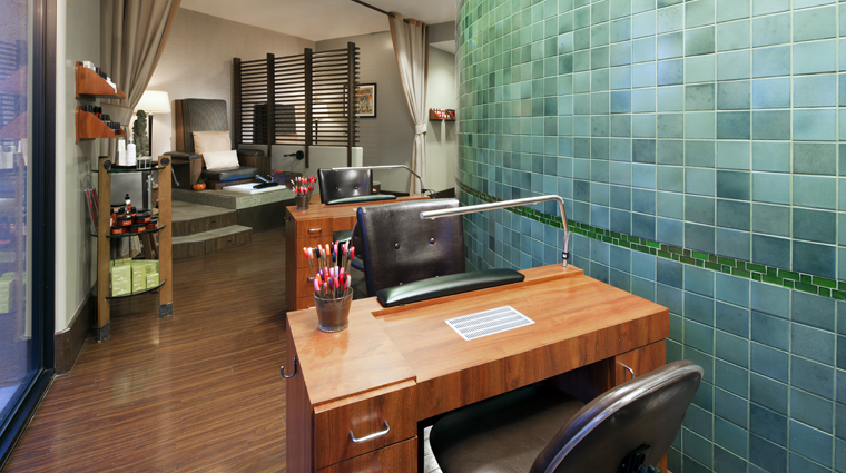 PropertyImage AjiSpa Spa Style NailServiceArea CreditStarwoodHotelsandResorts