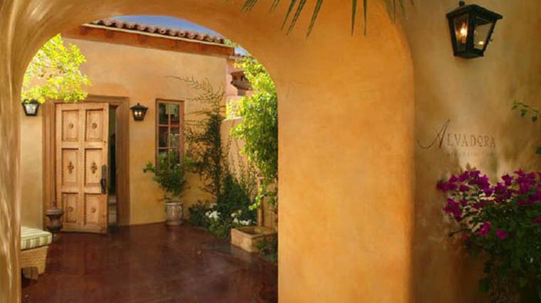 PropertyImage AlvadoraSpa PhoenixScottsdale Spa Style Entrance CreditRoyalPalmsResortandSpa