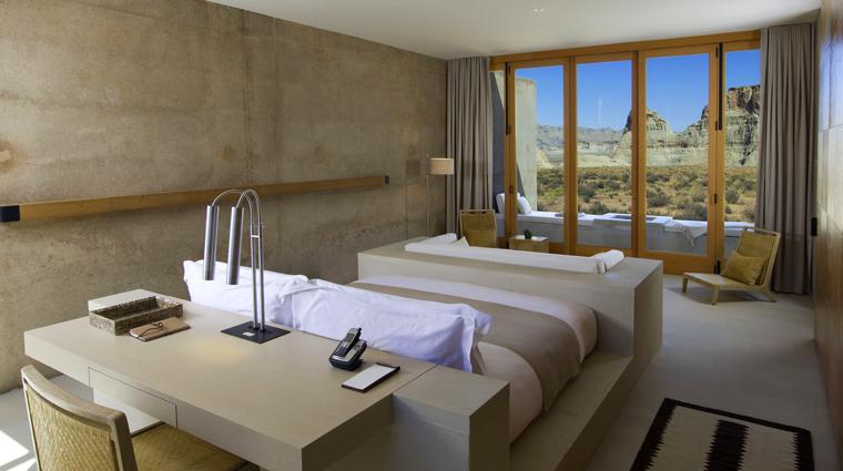PropertyImage Amangiri Utah Hotel GuestroomSuites DesertViewSuite Credit AmanResorts