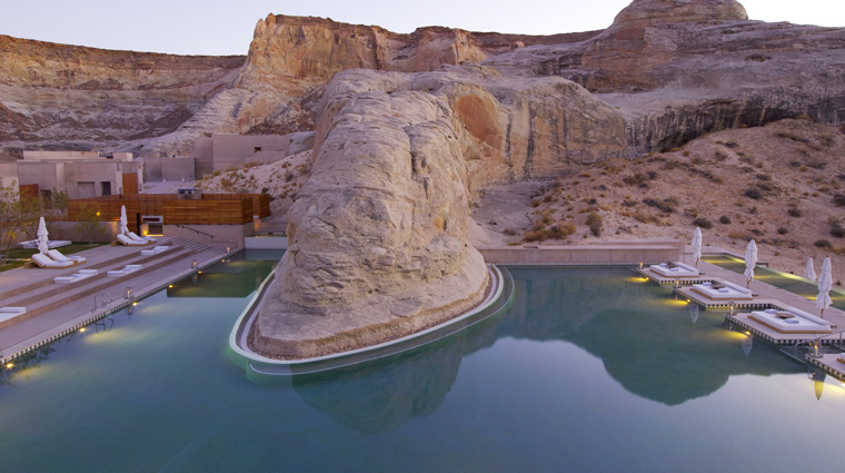 PropertyImage Amangiri Utah Hotel Pool SwimmingPool Credit AmanResorts