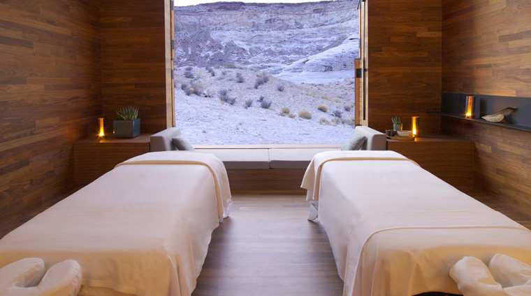 PropertyImage Amangiri Utah Spa Style SpaTreatmentRoom Credit AmanResorts