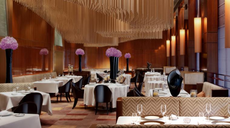 PropertyImage Amber Restaurant Style DiningRoom MandarinOrientalHotelGroup