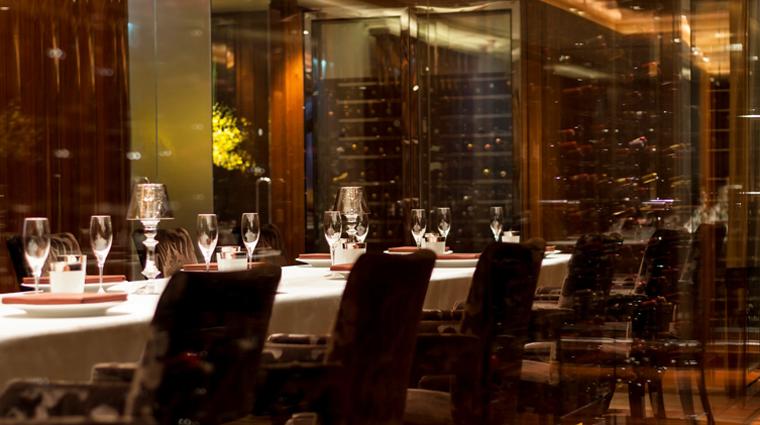 PropertyImage Amber Restaurant Style WineRoomDetail MandarinOrientalHotelGroup