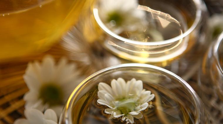 PropertyImage AnantaraSpaatThePuliHotelandSpa Shanghai Spa Treatment ChrysanthemumTea CreditThePuliHotelandSpa