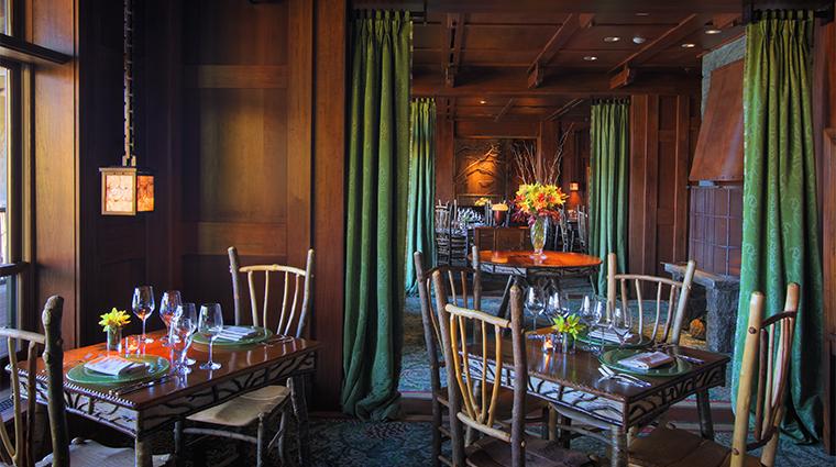 PropertyImage ArtisansatLakePlacidLodge Restaurant Style InteriorDiningRoom CreditLakePlacidLodge