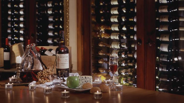 PropertyImage Aubergine Restaurant Style WineCellar CreditLAubergeCarmel