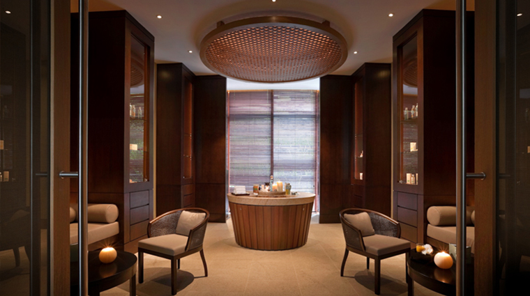 PropertyImage AurigaSpaatCapellaSingapore Spa Style SpaReception CreditCapellaHotelsandResorts