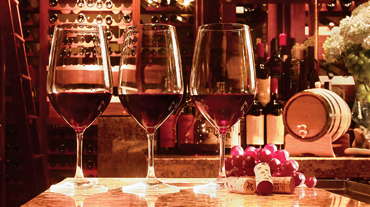 PropertyImage COREKitchenandWineBar Restaurant Style WineCellar 2 CreditTheRitz CarltonHotelCompanyLLC