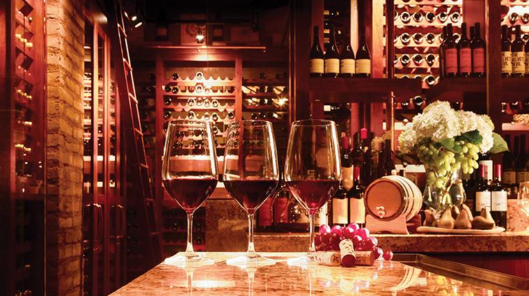 PropertyImage COREKitchenandWineBar Restaurant Style WineCellar CreditTheRitz CarltonHotelCompanyLLC