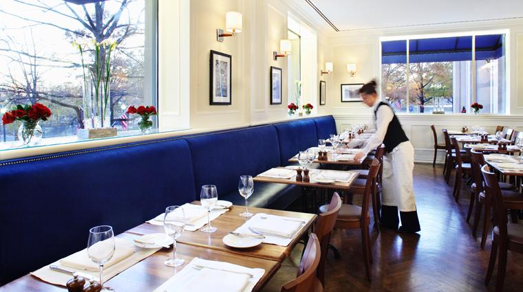 PropertyImage CafeduParc WashingtonDC Restaurant Style Interior CreditInterContinentalHotels