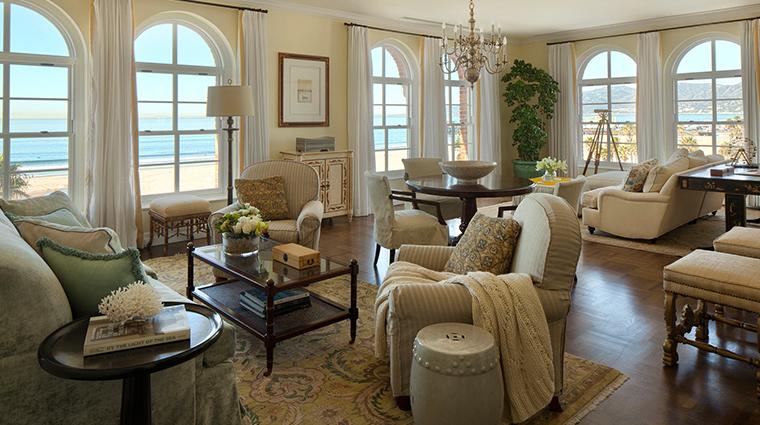 PropertyImage CasadelMar Hotel GuestroomsandSuites PresidentialLivingRoom CreditCasadelMar