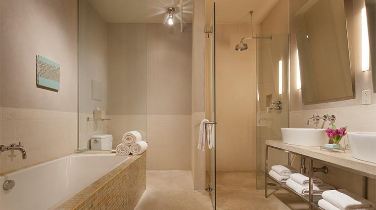 PropertyImage ChambersHotel 13 Hotel GuestroomSuite TerraceSuite Bathroom CreditChambersHotel
