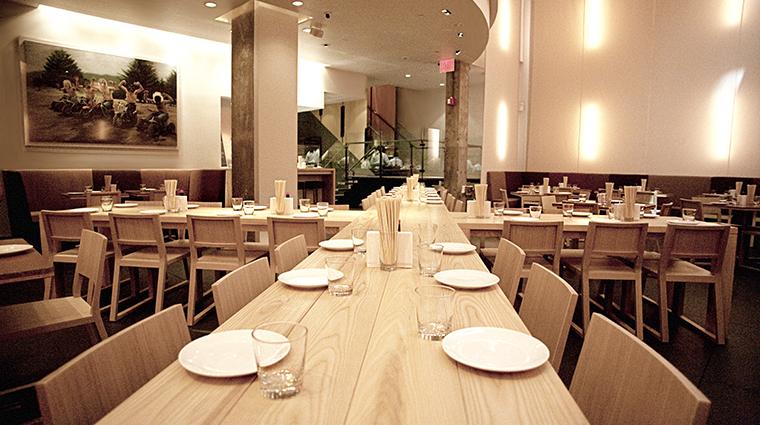 PropertyImage ChambersHotel 15 Hotel Restaurant MaPeche DiningRoom CreditChambersHotel