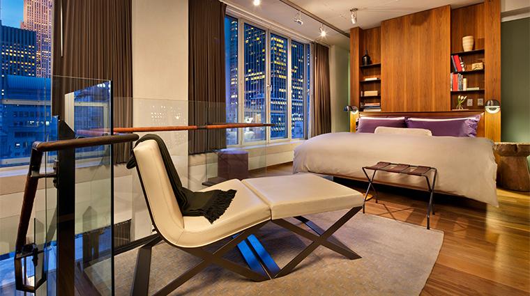 PropertyImage ChambersHotel 9 Hotel GuestroomSuite DuplexSuite 2ndFloorGuestroom CreditChambersHotel