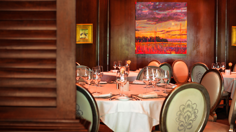 PropertyImage CharlestonGrill Restaurant Style Dining CreditCharlestonGrill