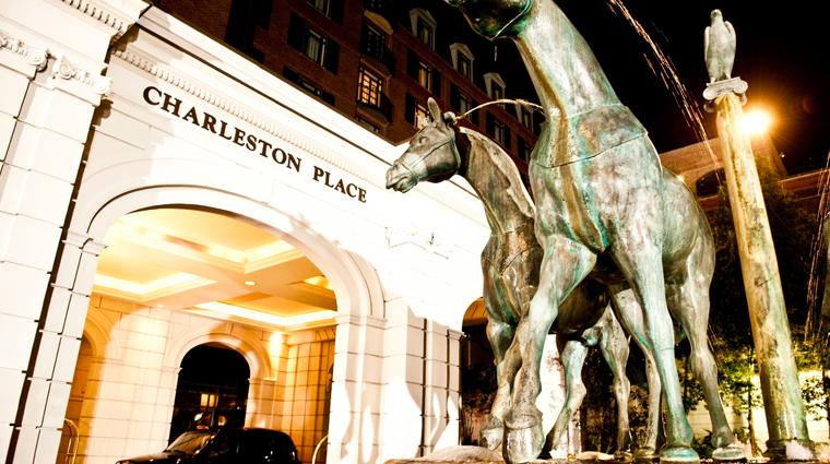 PropertyImage CharlestonPlace Hotel Exterior CreditCharlestonPlace