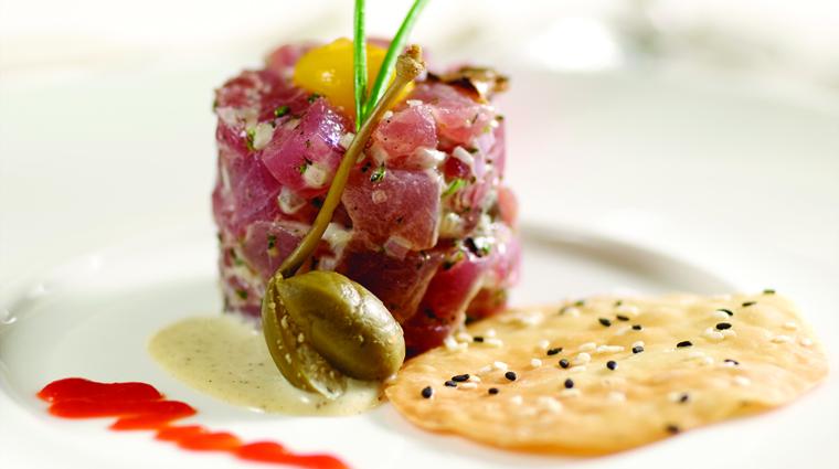 PropertyImage ChezPhilippe Restaurant Food 1 CreditPeabodyHotelGroup
