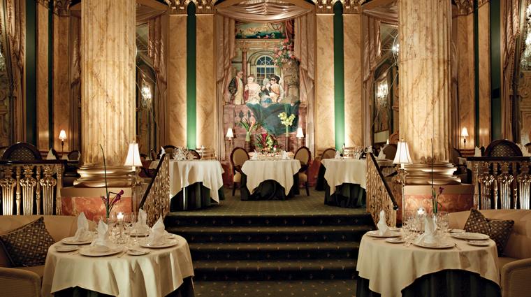 PropertyImage ChezPhilippe Restaurant Style DiningRoom CreditPeabodyHotelGroup