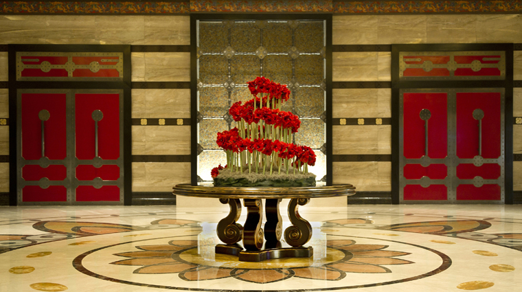 PropertyImage ConradMacaoCotaiCentral Hotel PublicSpaces Lobby CreditHiltonWorldwide