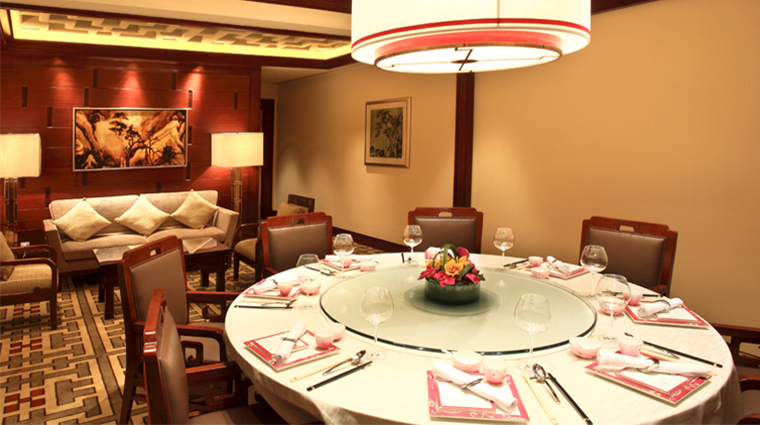 PropertyImage ConradMacaoCotaiCentral Hotel Restaurant Dynasty8 PrivateDiningRoom CreditHiltonWorldwide