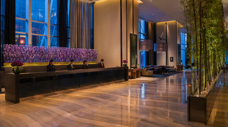 PropertyImage CrownTowers Hotel PublicSpaces Lobby 1 CreditCityOfDreams