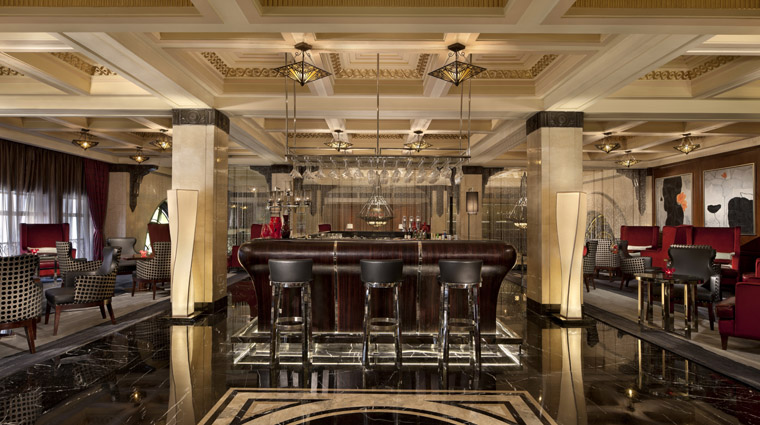 PropertyImage FairmontPeaceHotel Shanghai Hotel BarLounge CinCin CreditFairmontPeaceHotelVFMLeonardoInc