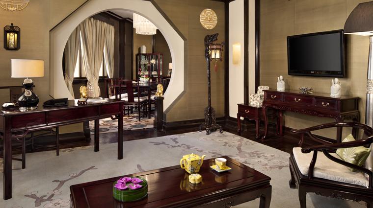 PropertyImage FairmontPeaceHotel Shanghai Hotel Guestrooms ChineseSuite CreditFairmontPeaceHotelVFMLeonardoInc